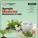 Ayurvedic Medicine Manufacturers In India