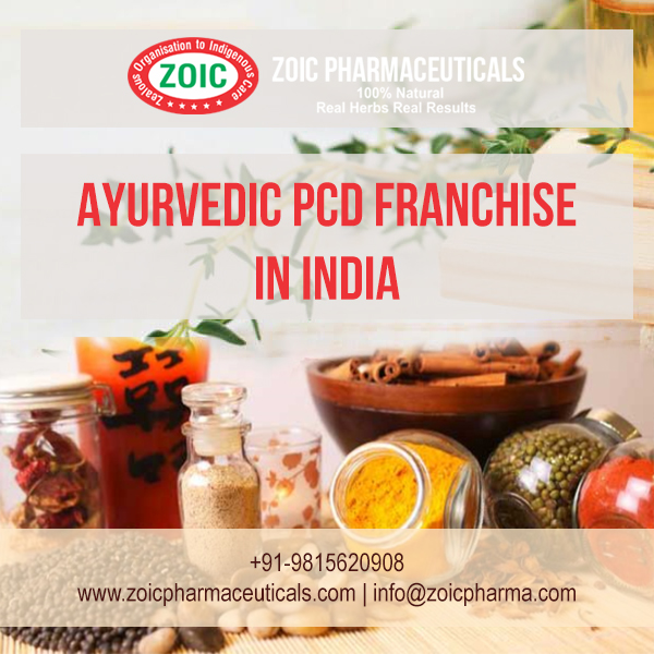 Ayurvedic PCD Franchise In India